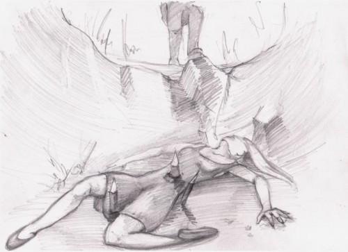 илюстрация към _Непоискано добро_