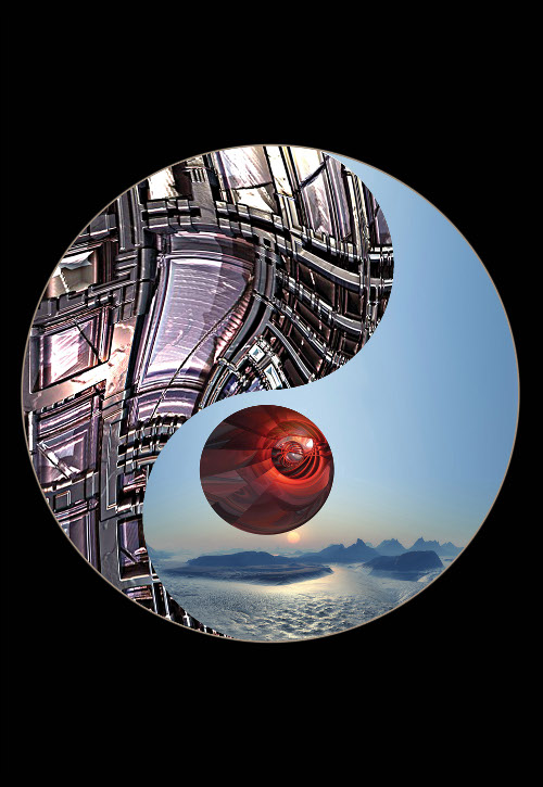 """илюстрация към електронната антология """"За спасяването на света"""""""