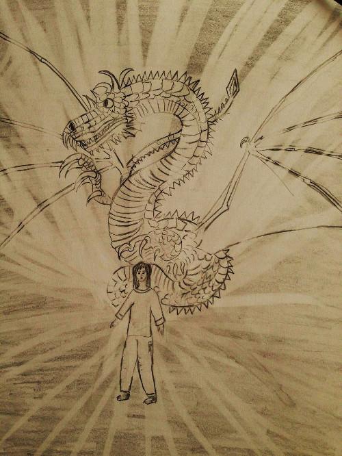 """предложение за илюстрация в """"За спасяването на света"""""""